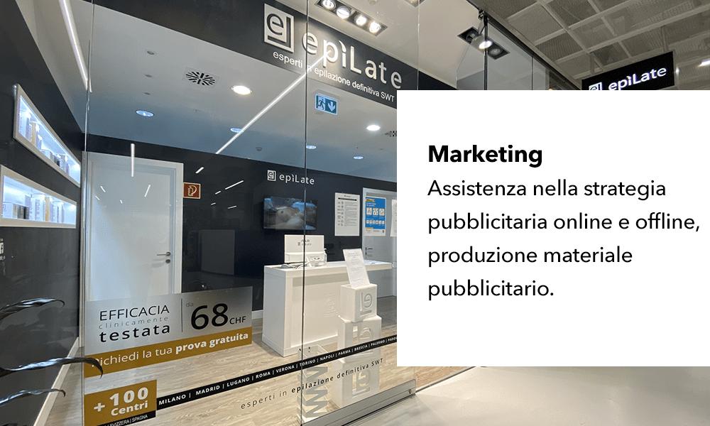Reparto Marketing