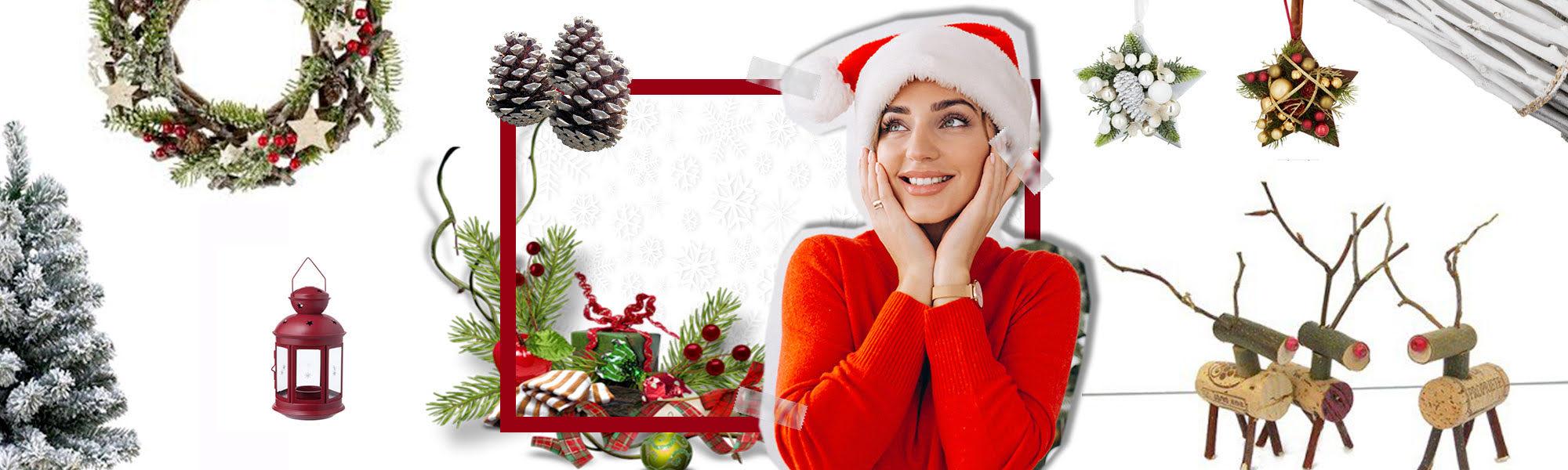 Natale shabby chic decora la tua casa con stile epilate for Decora la tua casa