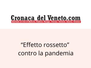 Articolo a cura di Cronaca del Veneto